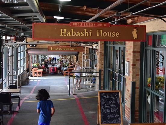 City Market, Habashi House