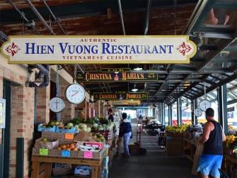City Market, Hien Vuong