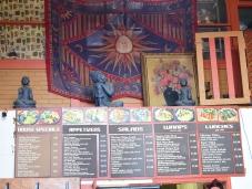 City Market, Tikka House interior