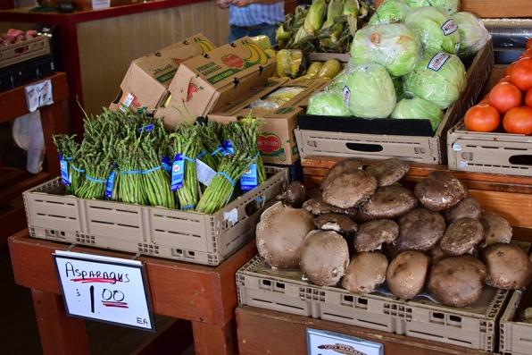 City Market, Veg