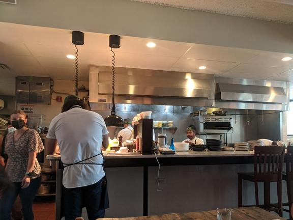 Estelle, Kitchen