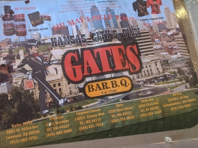 Gates Bar-B-Q, Est. 1946