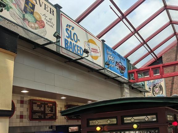 Gates Bar-B-Q, More Old-timey Ads