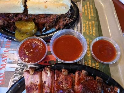 Gates Bar-B-Q, Sauces