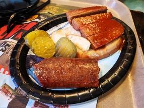 Gates Bar-B-Q, Sausage