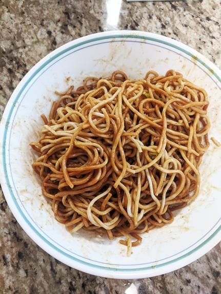 Grand Szechuan, Dan Dan Noodles, Regular