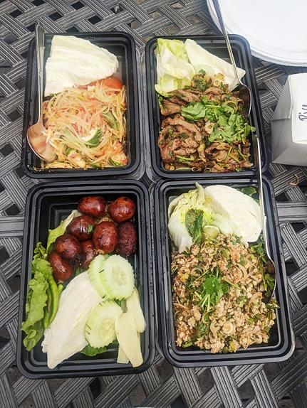 Krungthep Thai, Appetizers:Salads