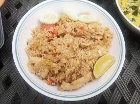 Krungthep Thai, Fried rice, reheated