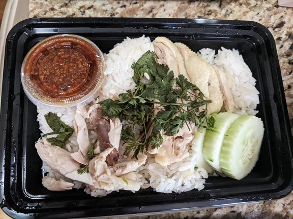 Krungthep Thai, Khao Mon Gai