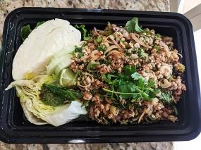 Krungthep Thai, Pork larb