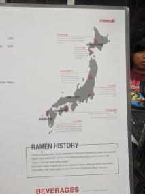 Strings Ramen, Menu, Ramen History