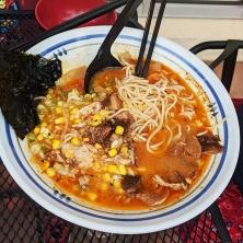 Strings Ramen, Miso Ramen, Noodles