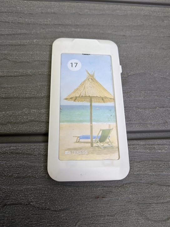 Taco N Madre, Beach buzzer