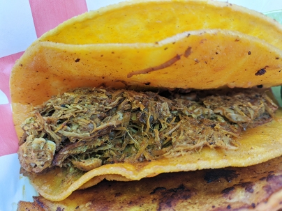 Taco N Madre, Birria Taco