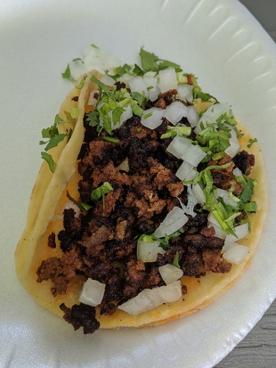Taco N Madre, Chorizo Taco