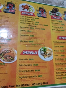 Taco N Madre, Menu, Appetizers, Quesadillas