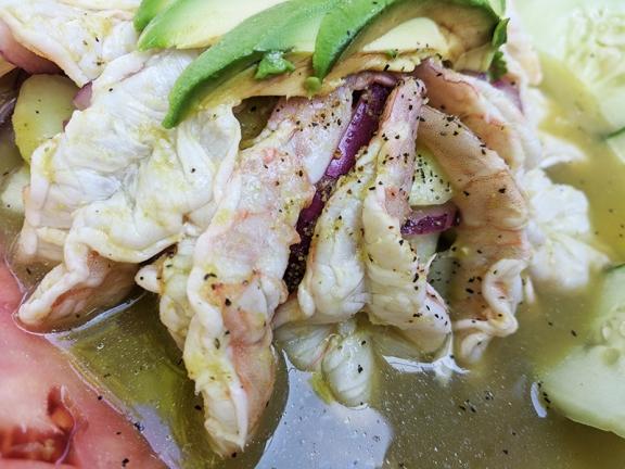Taco N Madre, Shrimp