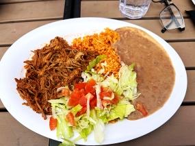 El Burrito Mercado, Birria