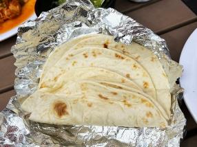 El Burrito Mercado, Flour tortillas