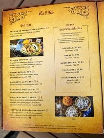 El Burrito Mercado, Menu, Del Mar, Masa