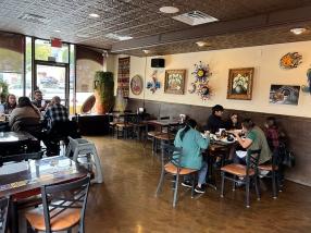 El Burrito Mercado, Second dining room