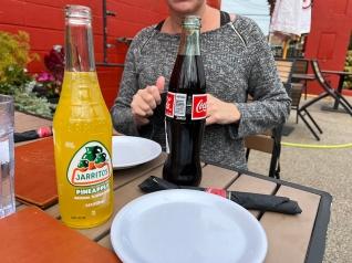 El Burrito Mercado, Soft drinks
