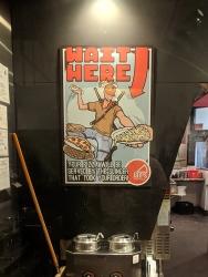 Ian's Pizza, Wait Here