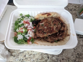 Original Mediterranean Grill, Chapli Kabab