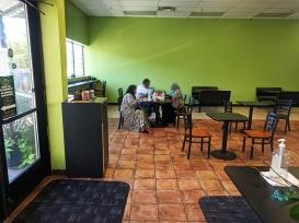 Original Mediterranean Grill, Dining room