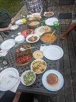 Original Mediterranean Grill, Dinner