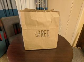 Red, Dinner