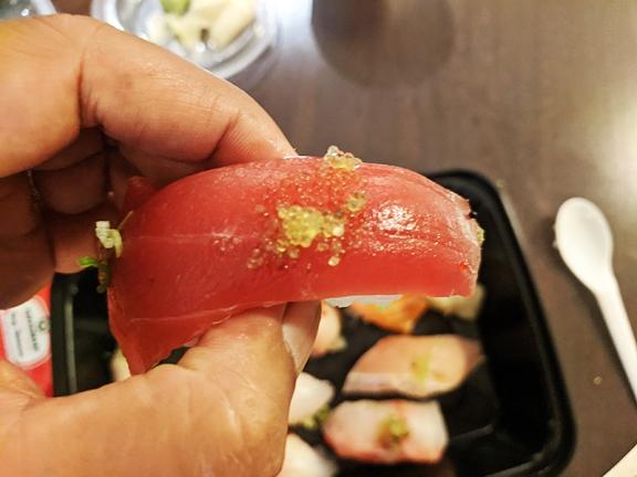 Red, Maguro