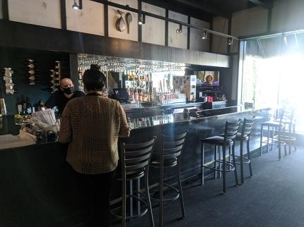 Saji-Ya, Bar