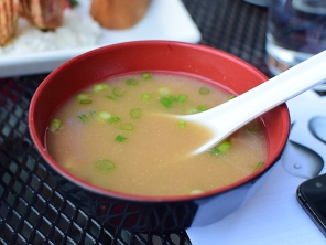 Saji-Ya, Miso Soup