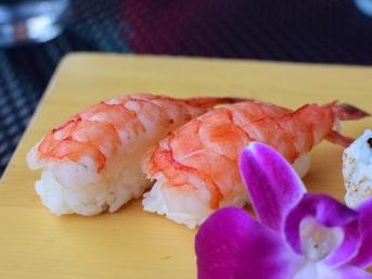 Saji-Ya, More cooked shrimp