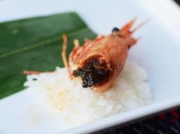 Saji-Ya, Shrimp head goo