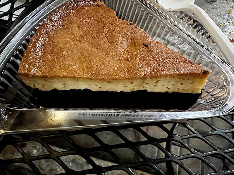 Andale, Chocoflan