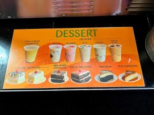 Andale, Dessert