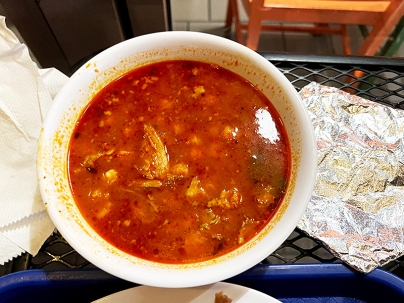 Andale, Posole
