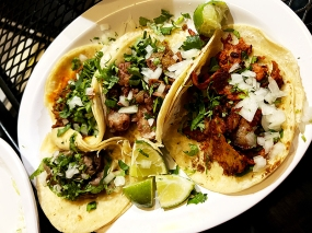Andale, Tacos x4