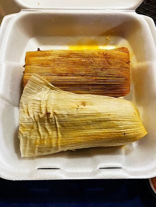 Andale, Tamales