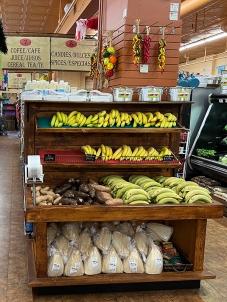 El Burrito Mercado, Bananas etc