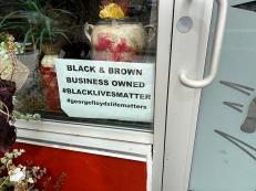 El Burrito Mercado, Black & Brown Business