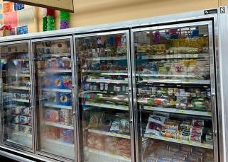 El Burrito Mercado, Helados, Ice Cream