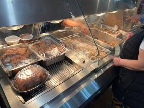 El Burrito Mercado, Hot foods
