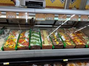 El Burrito Mercado, Meats