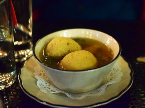Meritage, Matzoh ball soup