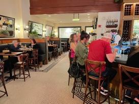 Meritage, Oyster bar