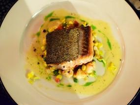 Meritage, Roasted King Salmon