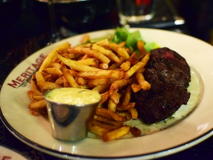 Meritage, Steak Frites